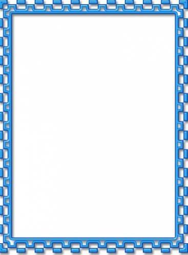 Рамки для реферата формат а4 6803