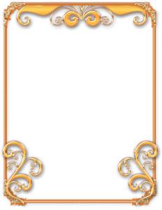 Рамки для текста фото поздравления: Для надписей в ворде ...
